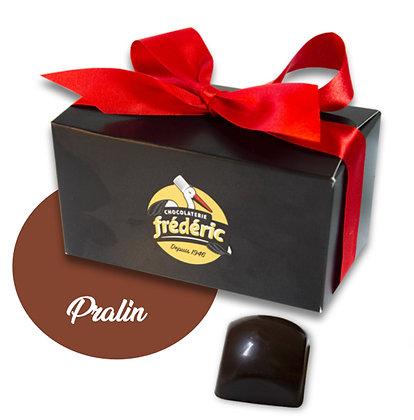 CUBES-Chocolat Noir-Fourrés