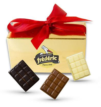 MINI TABLETTES-3 Chocolats
