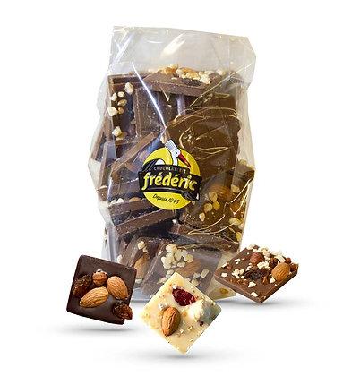 CROQUANTS - Chocolats au choix - Sachet Vrac 500 Gr