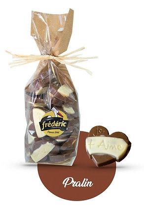 COEURS-Chocolat au Lait-Fourrés