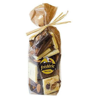 CROQUANTS GARNIS-3 Chocolats