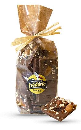 CROQUANTS-Chocolat au Lait-Sachet confiseur 200g