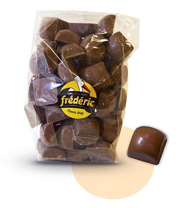CUBES-Chocolat au Lait-Fourrés