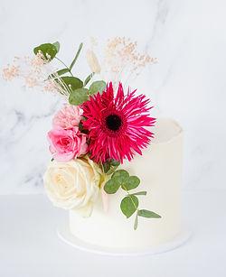 Flower Cake 4