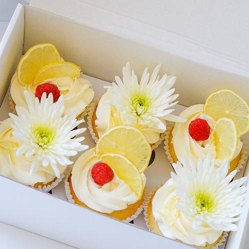 Vegan Deluxe Cupcakes