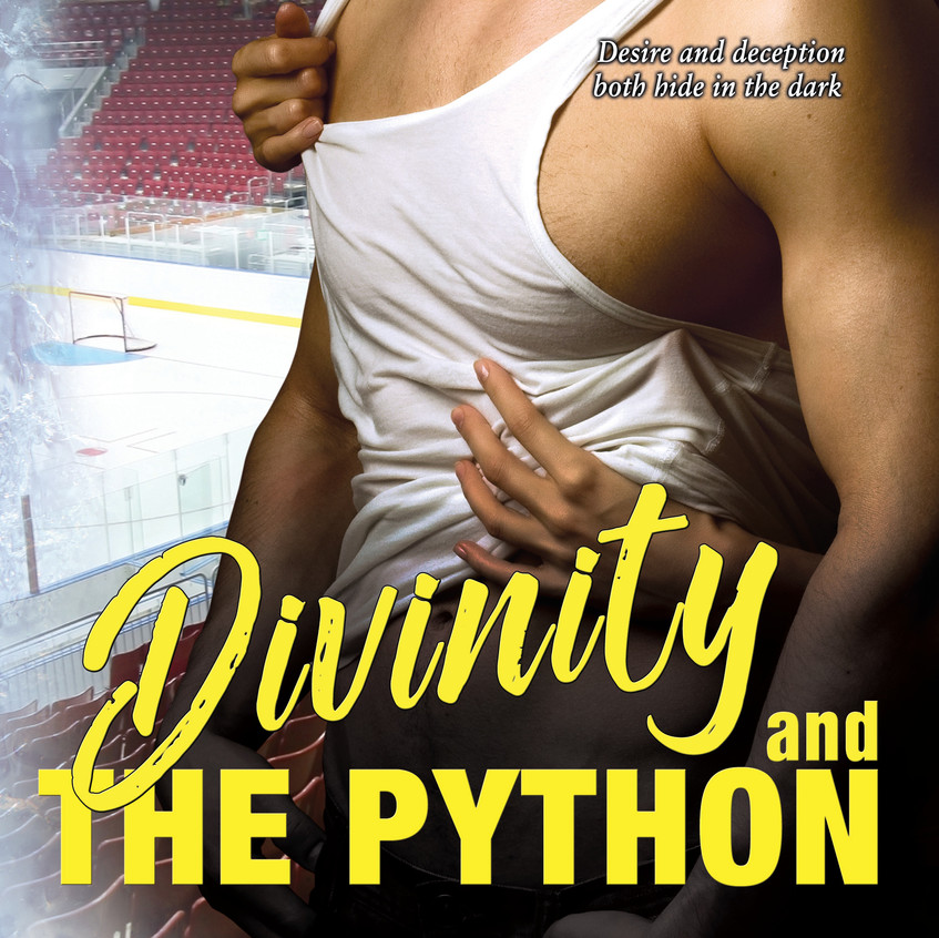 divinity and the python cover final300dp