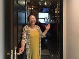 香港 kカラオケスナック【ちょっと恋】のママ なおちゃん