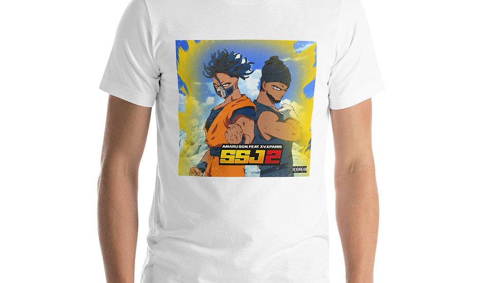 (SSJ2) Short-Sleeve Unisex T-Shirt