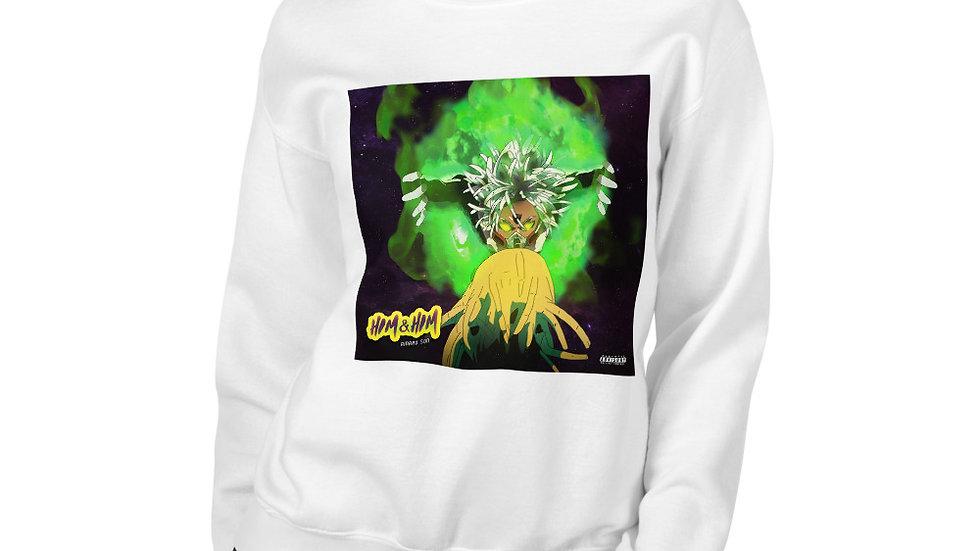 (HIM & HIM) Unisex Sweatshirt
