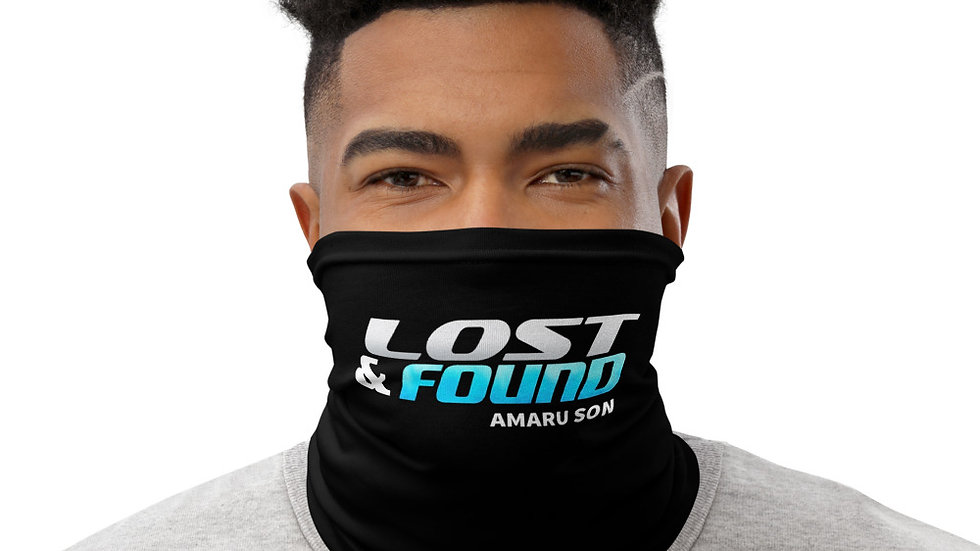 Lost & Found (Neck Gaiter)