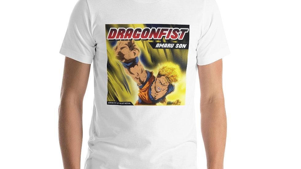 (DRAGON FIST) Short-Sleeve Unisex T-Shirt
