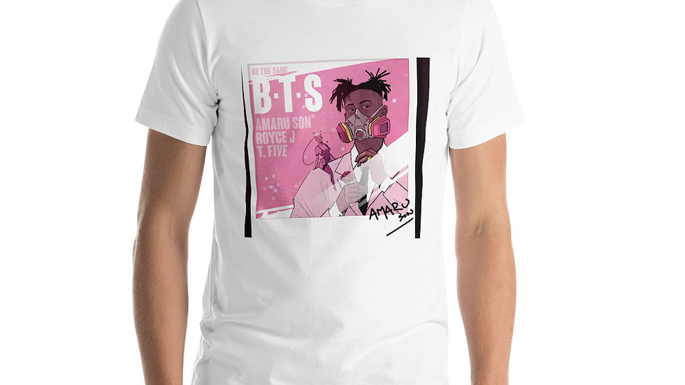 (B.T.S) Short-Sleeve Unisex T-Shirt