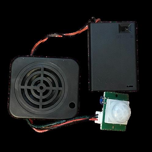 Custom Programmed Soundboard w/ IR Sensor