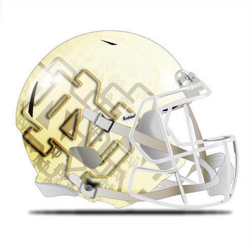 Cream Helmet