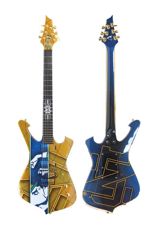 Notre Dame Custom Guitar