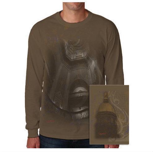 Khacki LS Shirt