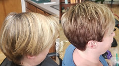 Female Hair Styling