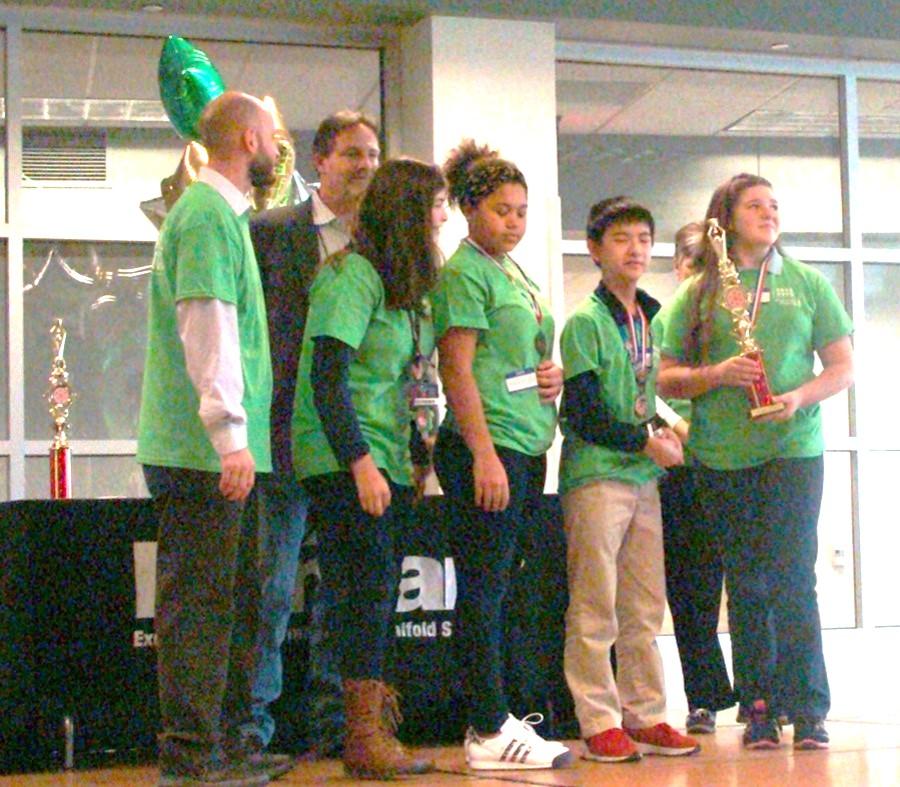 Teamwork Category: Team 25  LaSalle