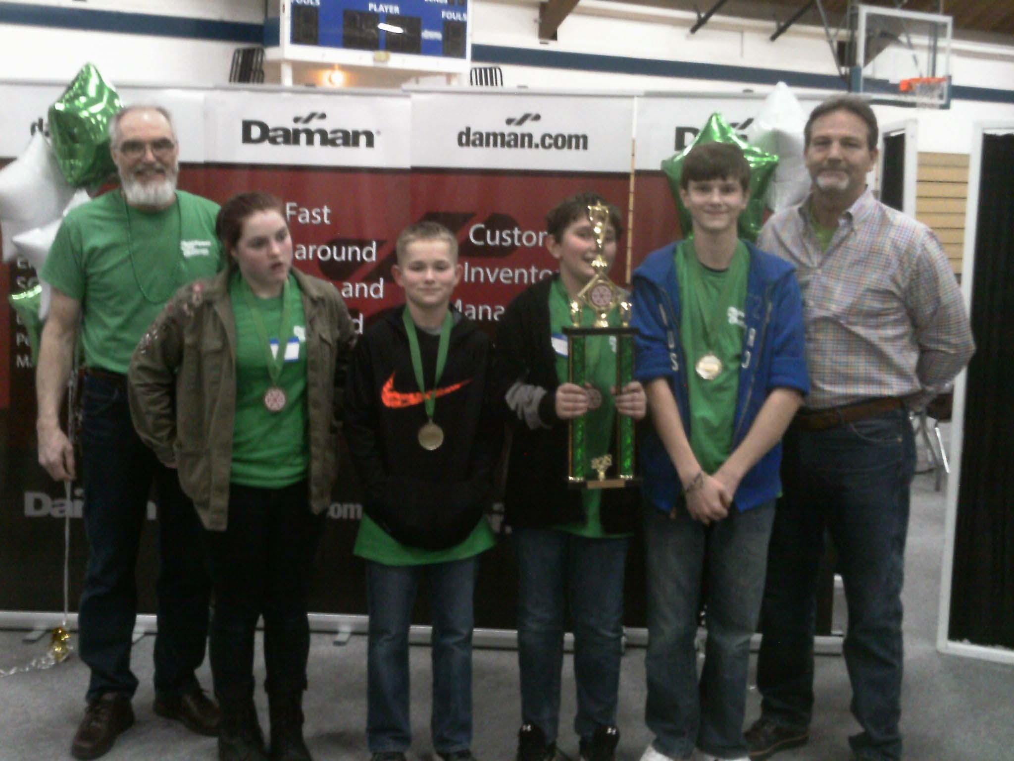 Overall Winner: Team 27 - Jimtown