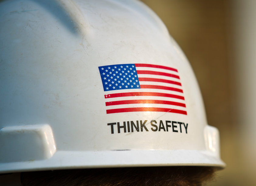 Safety at Bollinger Construction