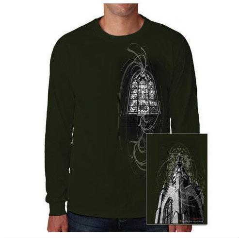 Green LS Shirt
