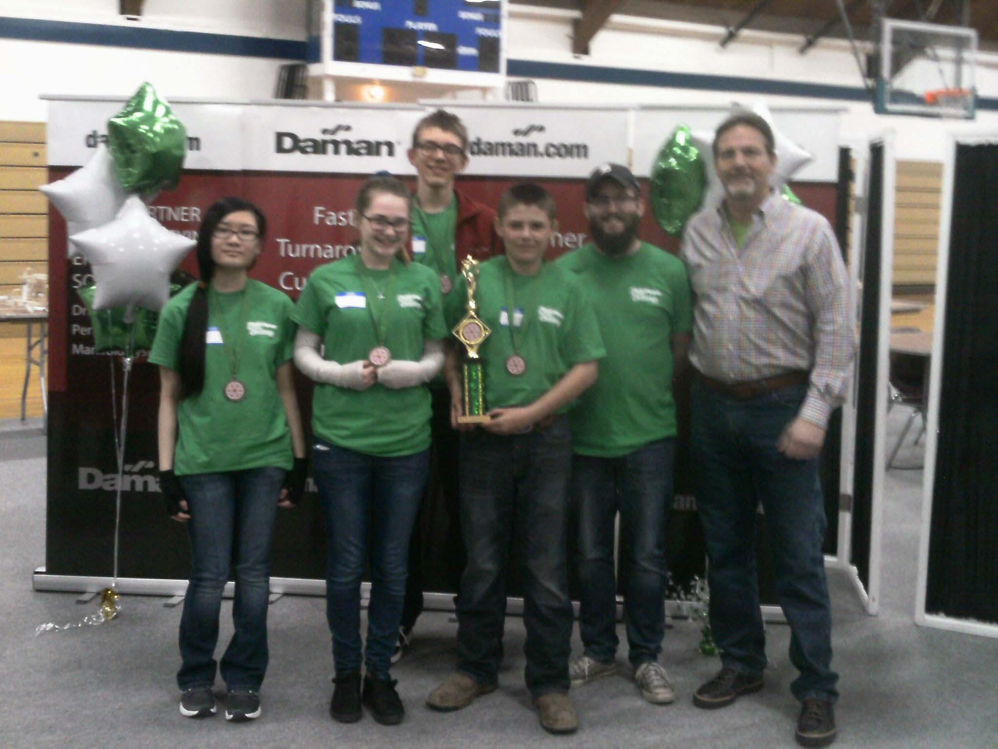 Team-Point Winner: Team 11 - LaSalle