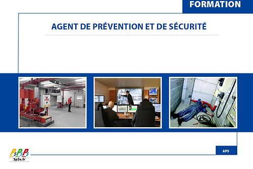 Bloc formation CQP APS (Agents de Prévention et de sécurité)