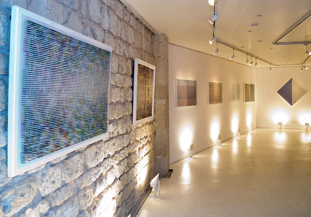 Espace Meyer Zafra, Cesar Andrade, Division de la lumière