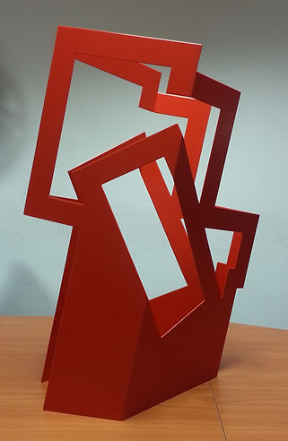 structure rouge Art Miami 2013.jpg