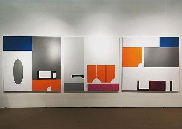 Espace Meyer Zafra, Patricia Golombel, Art New York, New York City, USA