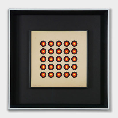 ELC, Oculari 5x5 rosso giallo, 1962_fron