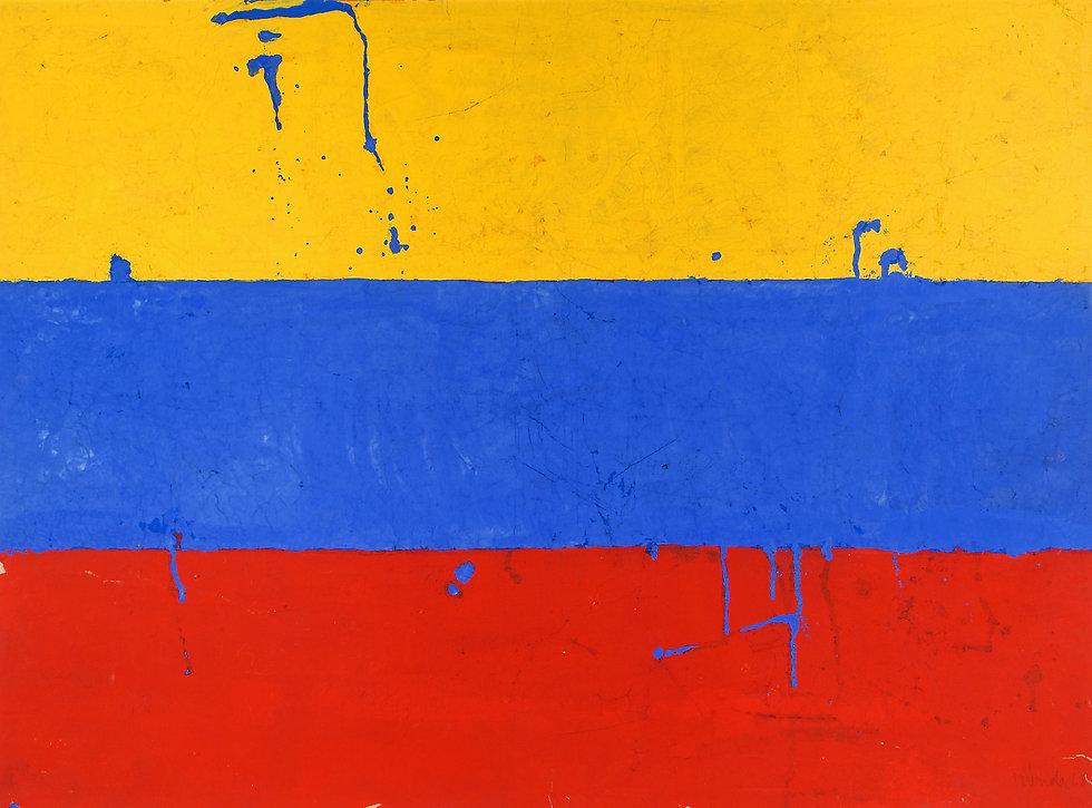 Manuel Mérida, Tricolor detail, 1968.jpg