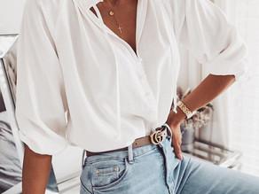 Белая рубашка: офисный стиль или универсальная вещь, которая незаменима в любом гардеробе?