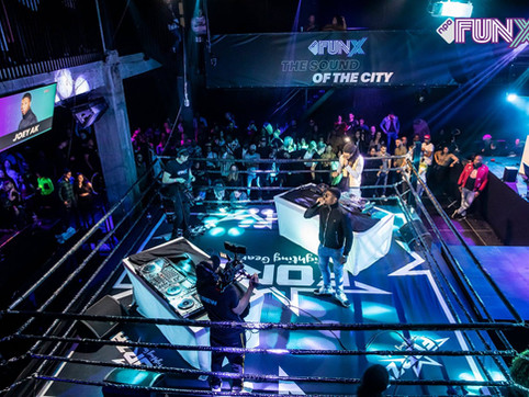 FunX DJ Battle 2019