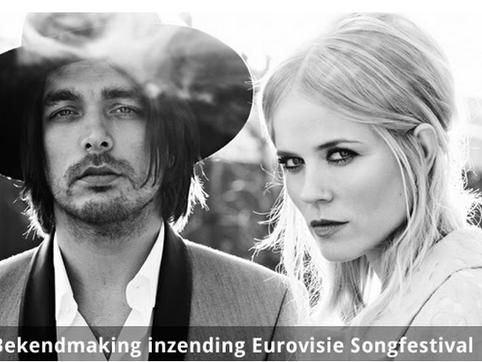 Radio 2/Tros Bekendmaking inzending Songfestival 2014