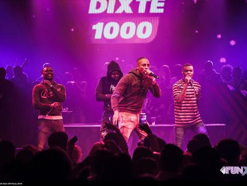 FunX DIXTE 1000 KICK-OFF PARTY
