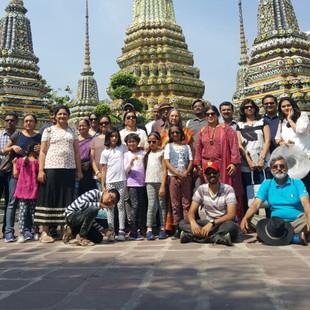 International Off Site Trips
