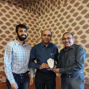 1st Gujarat Onco Lions