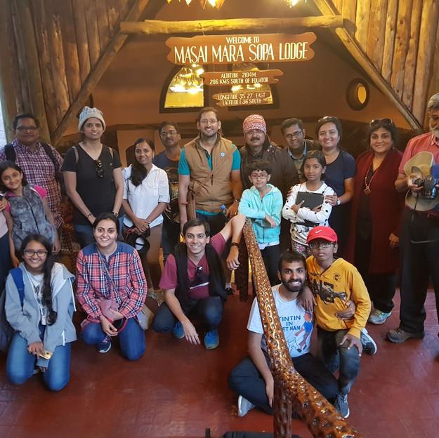Kenya Off-Site Trip