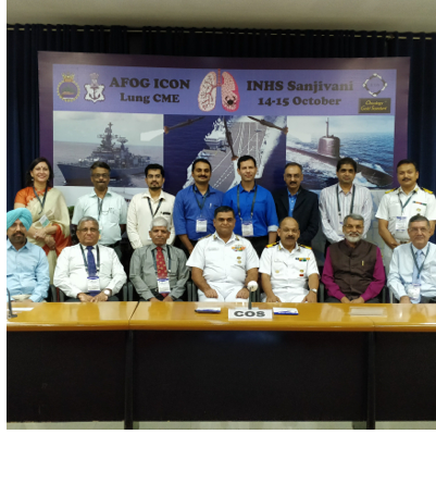 1st AFOG ICON Lung CME