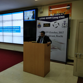 2nd AFOG ICON Lung CME