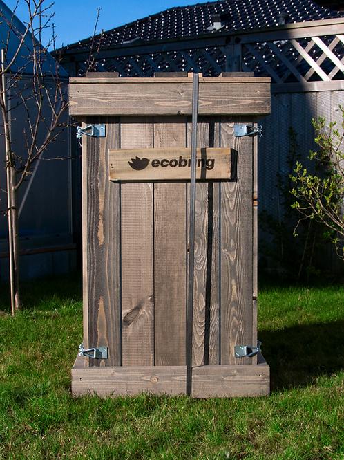 EcoBring Kompostbinge 140L
