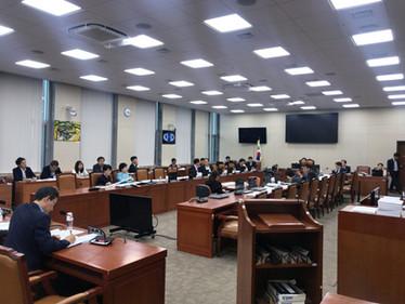 SW산업진흥법 전부개정안 공청회 방청