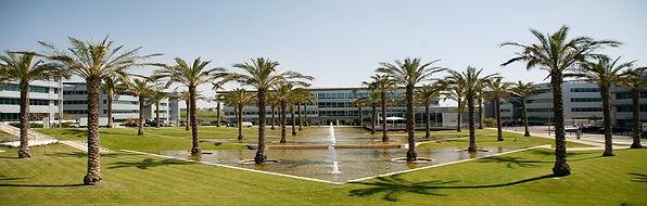 Sede da Fundação BP Portugal no LAGOAS PARK