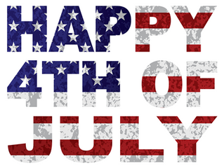 We Are Closed July 4th!