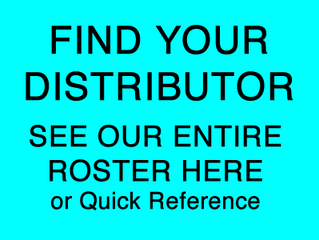 Large Distributor Network & Online Sellers