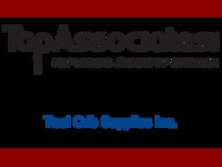 NEW Distributor: Tool Crib Supplies Inc.