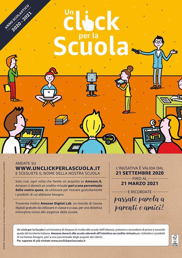 Locandina Un Click per la Scuola_2109 to