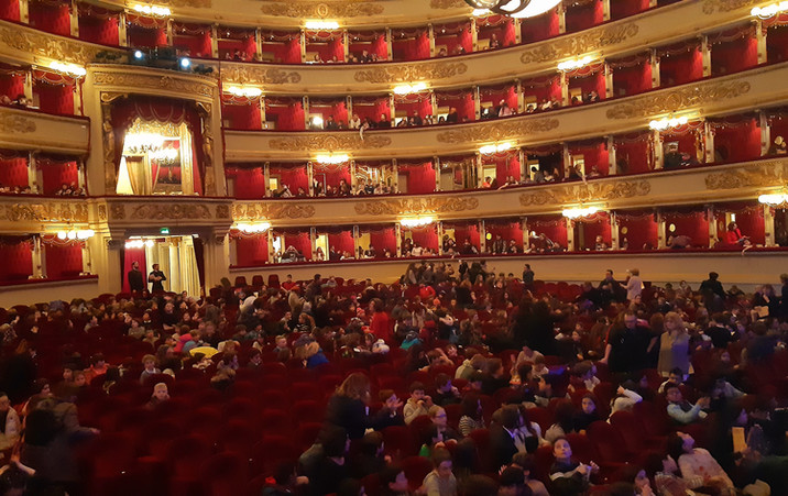 La Scala di Milano_La Cenerentola