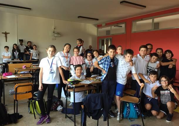 Accogliente, attento e innovativo: l'Istituto Rosetum mantiene il Patto Educativo.